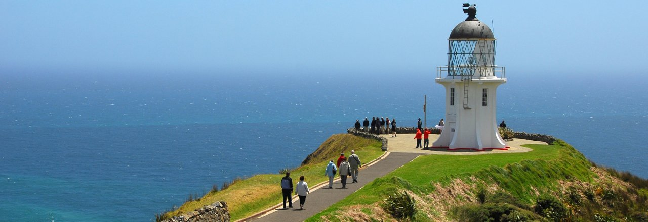 Cape Reinga, Photo Credit: Northland Inc