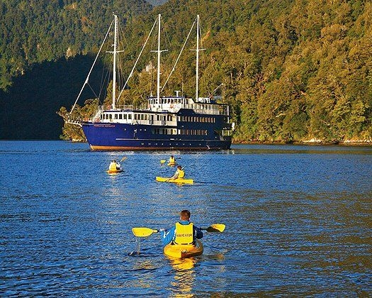 Doubtful Sounds Overnight Cruise