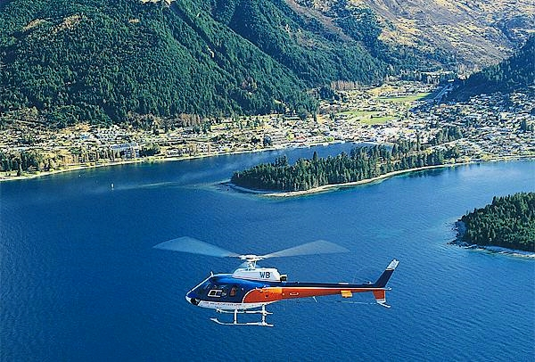 Helicopter Scenic Flights