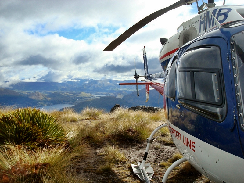 Helicopter Scenic Flights Queenstown
