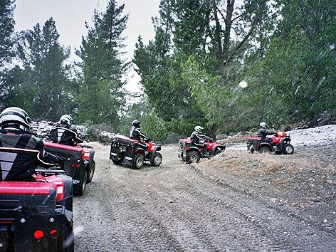 Nomad Quad Safaris Tours, Queenstown