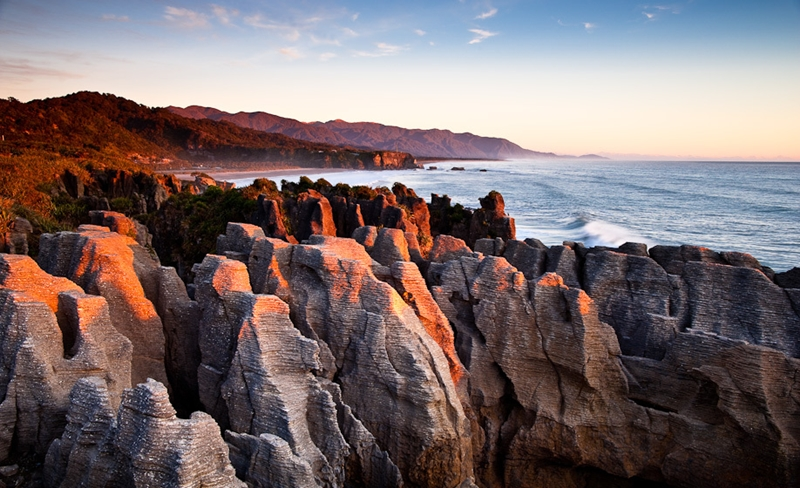 Punakaiki (Pancake) Rocks, Photo Credit: www.jholko.com