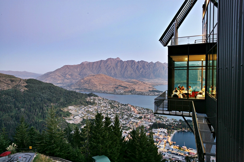 Skyline Gondola & Buffet Dinner Queenstown