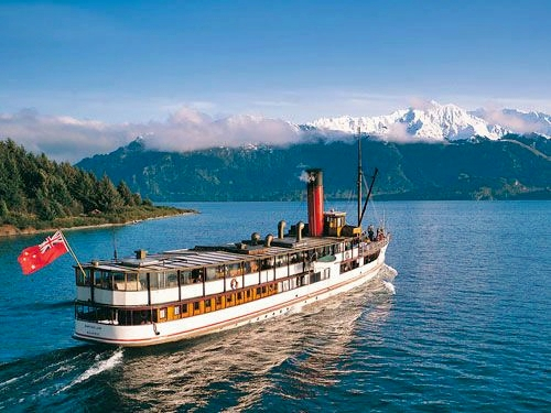 TSS Earnslaw with Walter Peak Cruise, Queenstown
