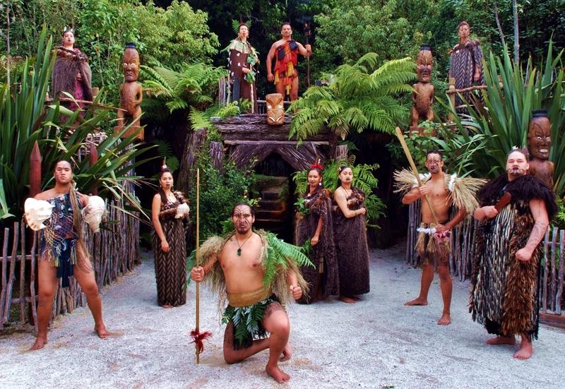 Tamaki Maori Village - Maori Culture