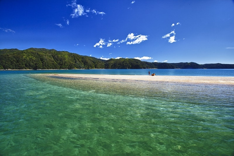 15 Day Grand Traverse Adventure Tour - Abel Tasman, Photo: www.theplanetd.com