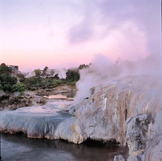 Te Puia Thermal Reserve - Pohutu Geyser