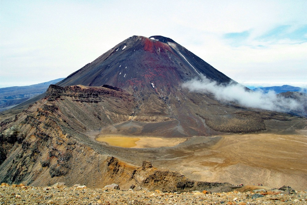 Tongariro Nationalpark, Photo: Thomas Becker