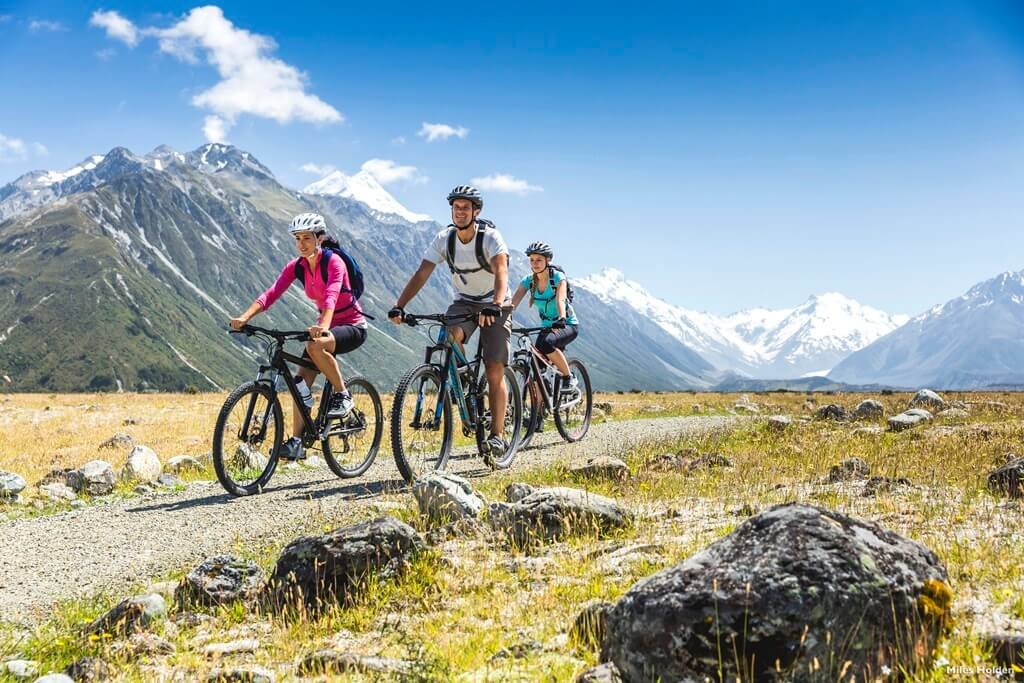 Cycle Tour Of New Zealand