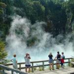 Iferno Crater - Waimangu Volcanic Valley